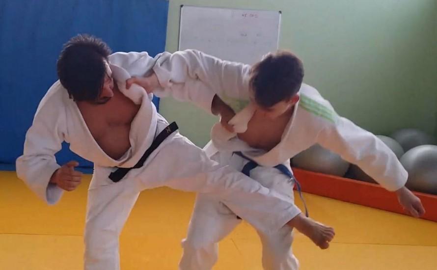 Le Judo à Damiatte